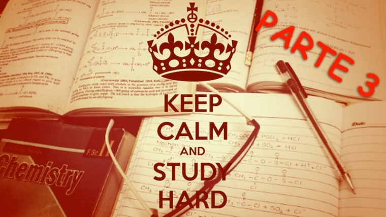 Studiare meglio: 9 consigli utili (parte3)