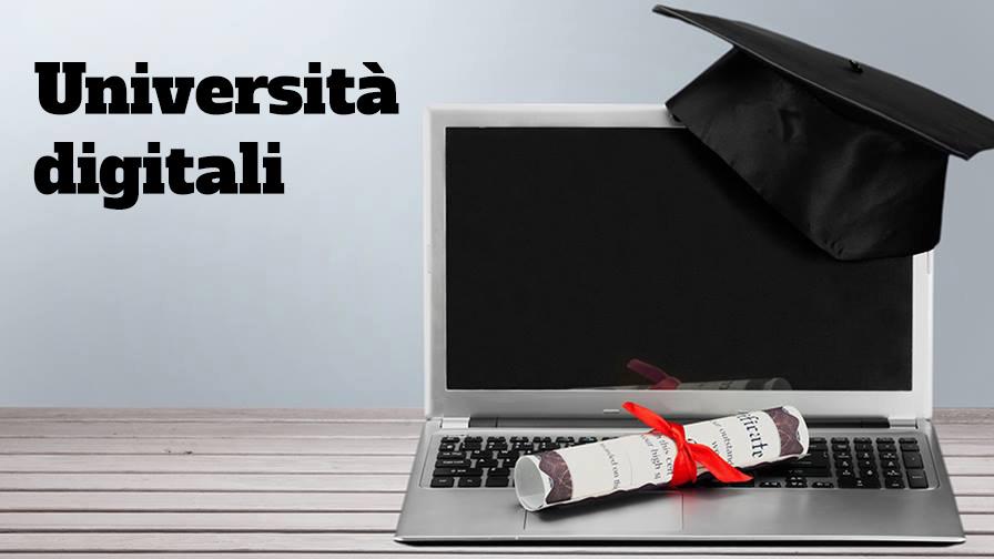 11 università digitali riconosciute dal MIUR